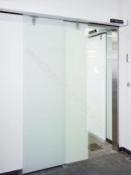 شیشه سند بلاست برقی