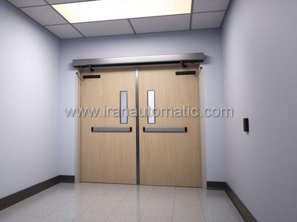 درب اتوماتیک سوئینگ
