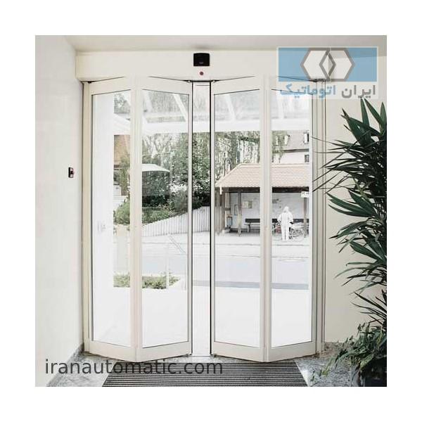 درب شیشه ای برقی | iranautomatic