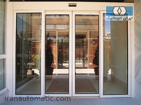 درب شیشه ای سکوریت |iranautomatic